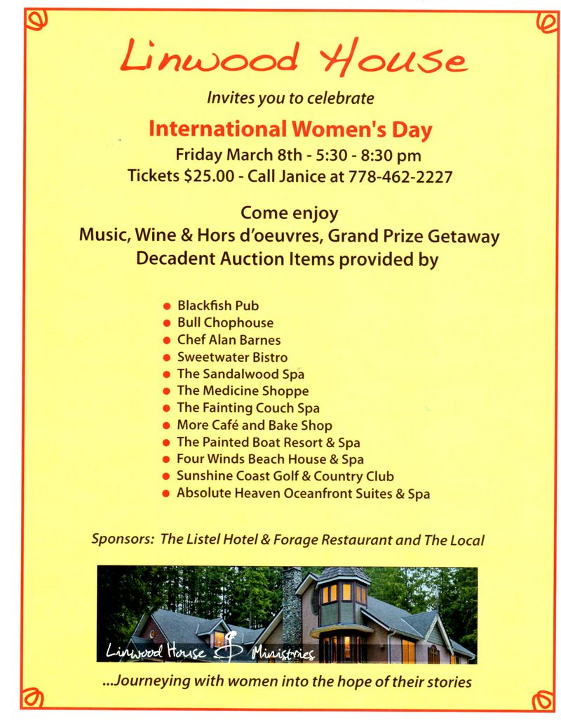 Intl Womens Day Flyer MAR 13